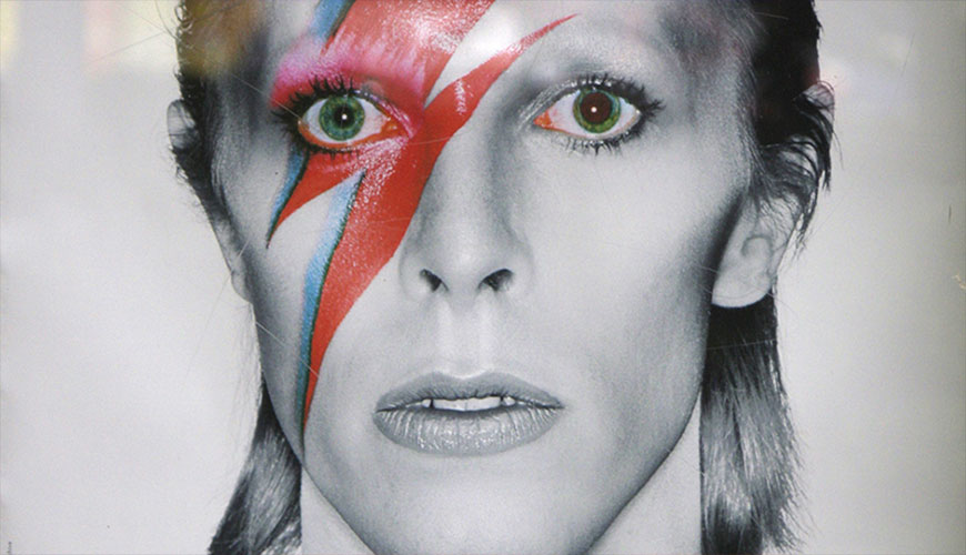 Starcover : David Bowie